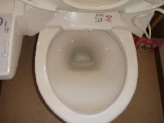 トイレの便器清掃