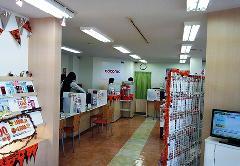 携帯ショップ店舗改装 設計施工