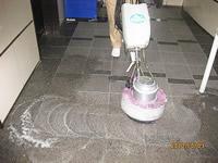 床清掃(石材)