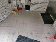 武蔵野市 マンション共用スペース・清掃