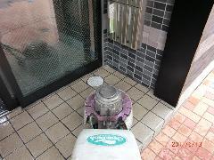 立川市 フロア清掃