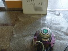熊谷市 マンション定期清掃 エントランス清掃