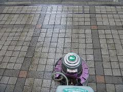 ビル 練馬区 共用通路掃除