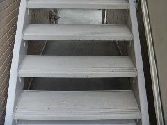 アパート さいたま市 階段清掃