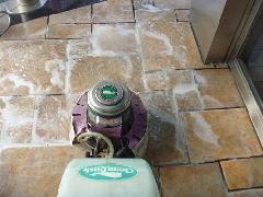 マンション 北区 エントランス清掃