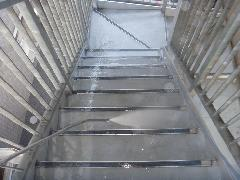 ビル 江戸川区 階段清掃