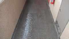 さいたま市 アパート 共用廊下清掃