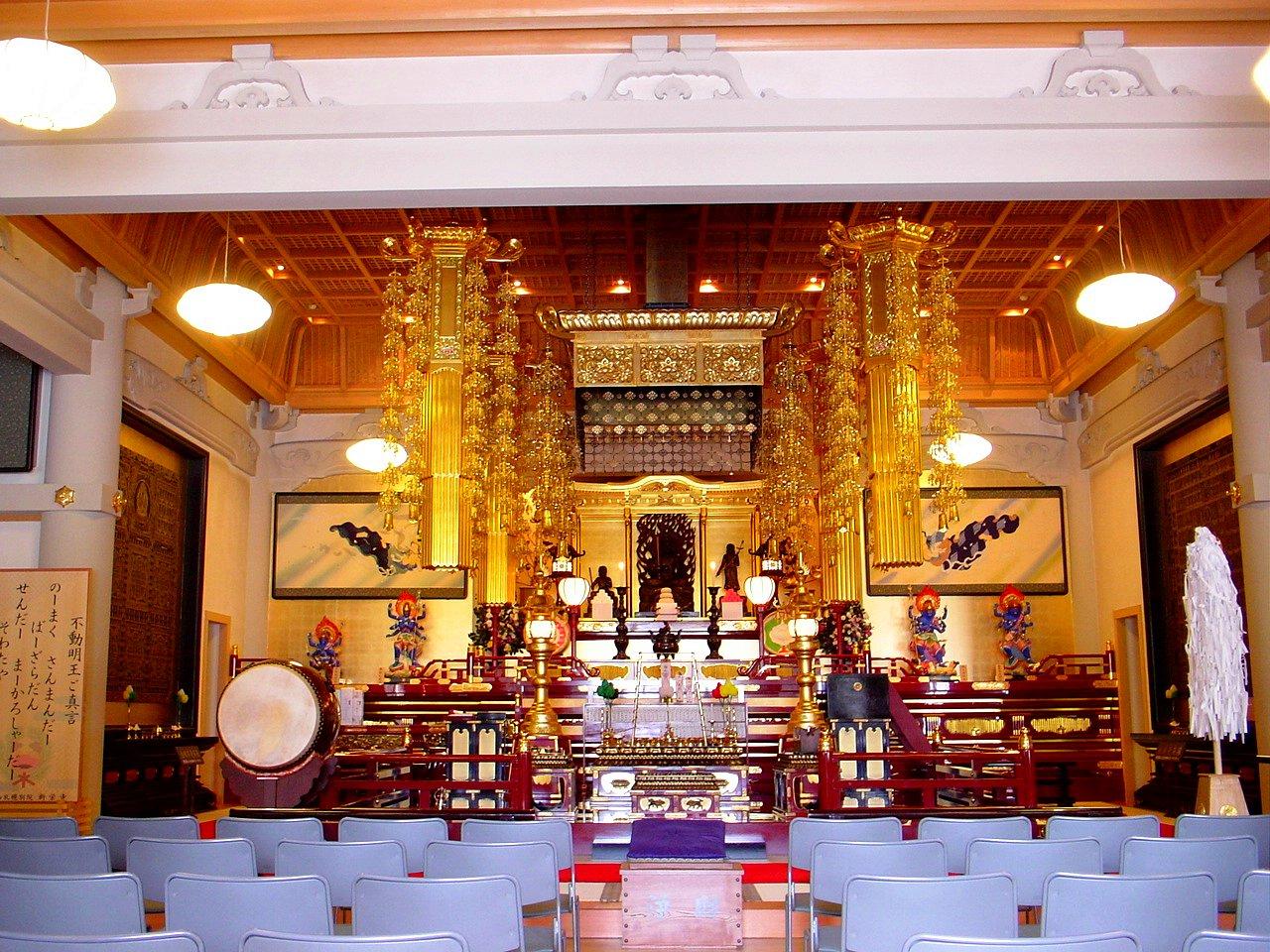 北海道三十三観音霊場九番札所