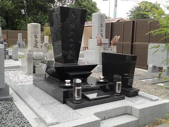 T様邸 墓石施工例