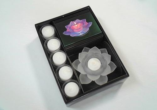 ★浄蓮花セット フロストホワイト