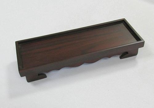 ★紫檀仏器膳 8.0寸