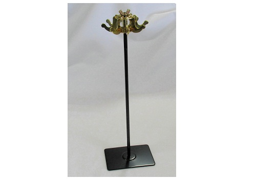 ◆ワンタッチ式念珠掛 菊型