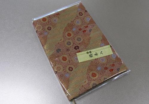 ○経本・念珠入 ビニールカバー付 F