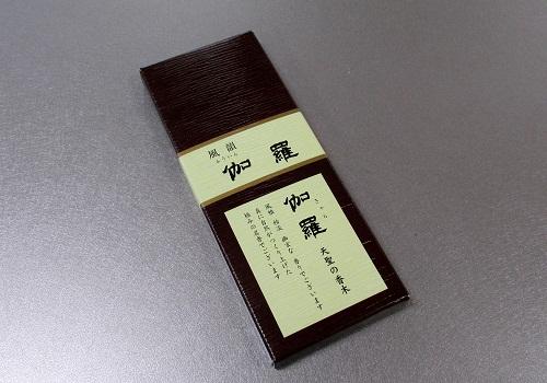 ○風韻 伽羅 5本入 【みのり苑】