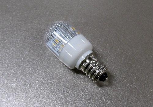 ●電球 LEDナツメ球 100V0.6W