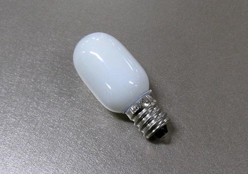 ●電球 ナツメ球 白 110V5W