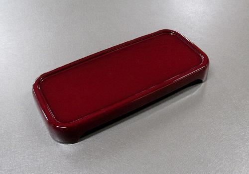 ○こだち PC製仏器膳 5.0寸 ウルミ