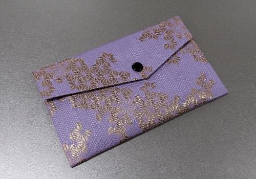 ◆念珠袋・数珠袋 東山 藤系