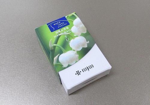 ■煙の少ないお香 花かおり ミニ すずらん 【薫寿堂】