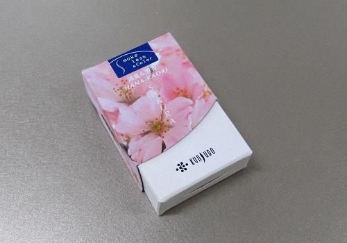 ◆煙の少ないお香 花かおり ミニ さくら 【薫寿堂】