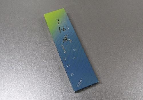 ★煙の少ないお線香 沈香 伝風 お試し用 約8g