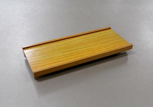 □木製仏器膳 小 14.5�p ライト色