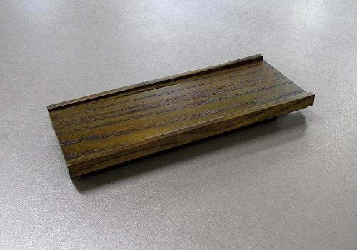 ○木製仏器膳 小 14.5�p 桑色