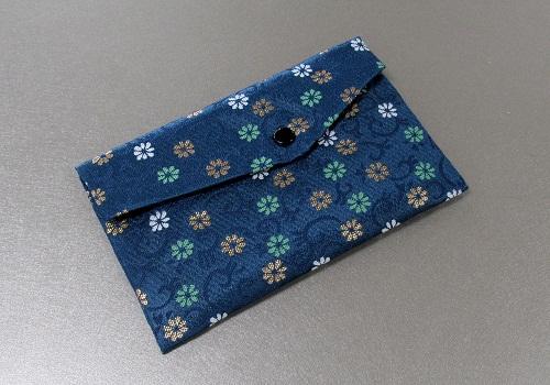 □念珠袋・数珠袋 東山 青系