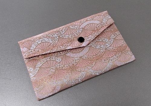 ◆念珠袋・数珠袋 東山 ピンク系