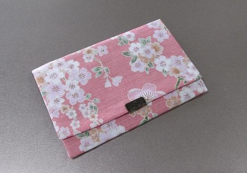 ☆念珠袋 京小物 桜