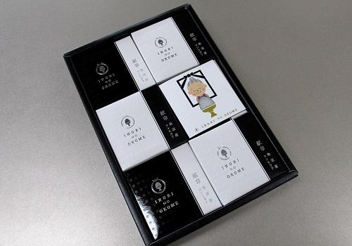 ◆INORINOOKOME 献米 1合(150g)×6箱入
