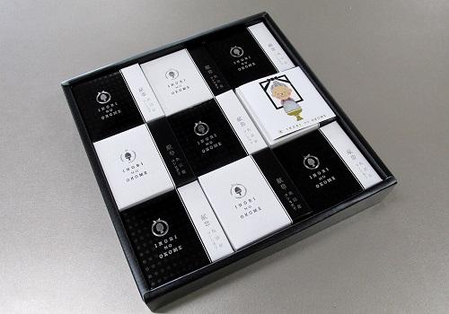 ◆INORINOOKOME 献米 1合(150g)×9箱入