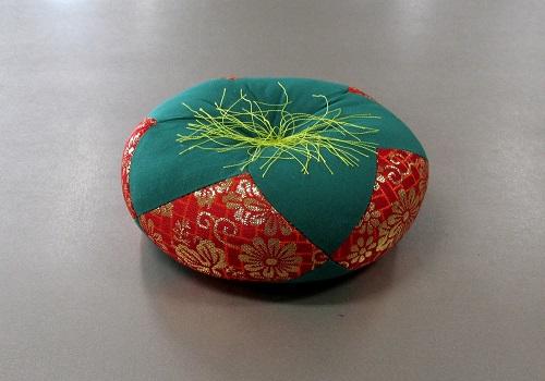 ●丸リン布団 都 5.0号 赤・緑