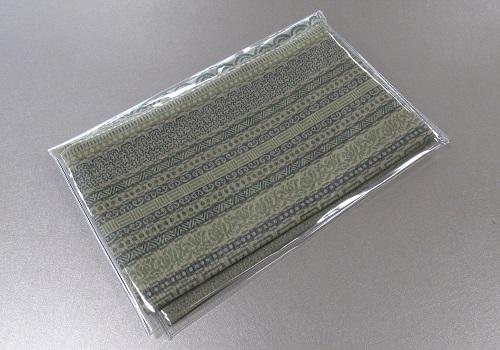 ■経本念珠入 小 正絹ビニールカバー付 B