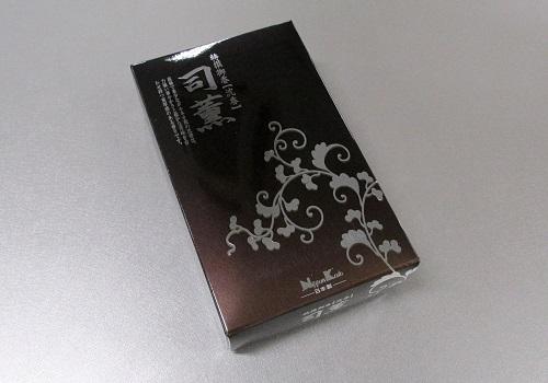 ◆煙のやや少ないお線香 司薫 沈香 バラ詰