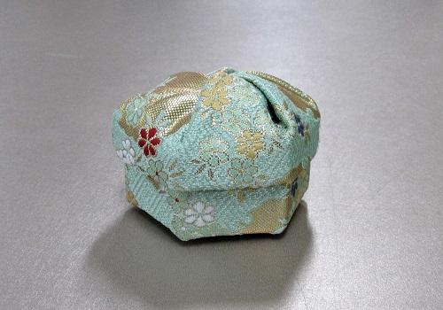 ◎和物雑貨小物入 布香合 ��23 【山田松香木店】