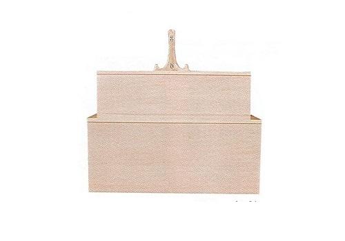 ◇後飾り段 プリント祭壇 3尺2段 × 3ヶ