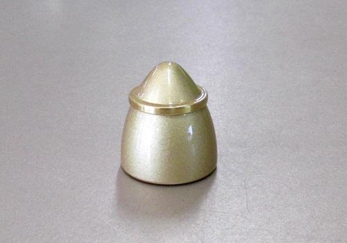 ●ミニ骨壺 アノーン ゴールド