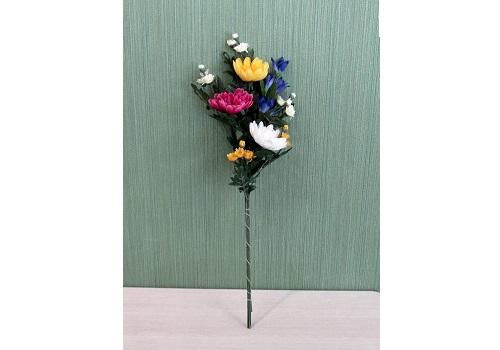 ◆造花 仏花用花束 菊・小菊DX