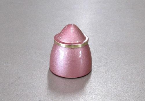 ●ミニ骨壺 アノーン ピンク
