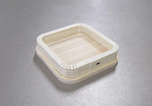 □ヘギ・折敷 中 2.5寸 吉野製