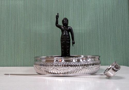 ●誕生仏 タライ・杓セット 7.0寸・8.0寸セット