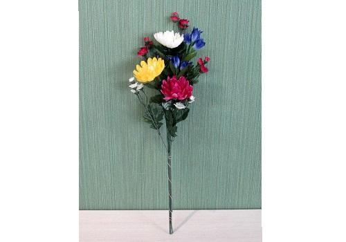 ■造花 仏用花束 菊・小菊DX