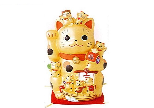 ◇金運招福づくし招き猫