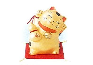 ◇金運財福招き猫 千成