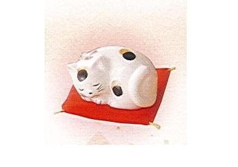 ◇開運ねむり猫