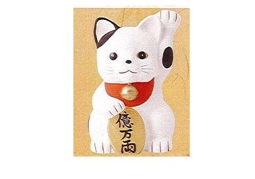 ◇招き猫 貯金箱 特大
