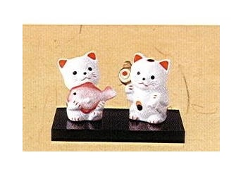 ◇福神招き猫 七福神 エビス・大国