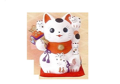 ◇猫づくし 招き猫 貯金箱