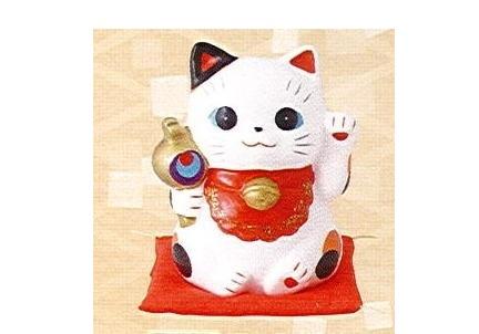 ◇招き猫 福槌 貯金箱